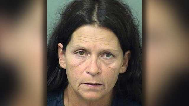 Christina Williams, 52, is charged with leaving the scene of a crash resulting in serious bodily injury.