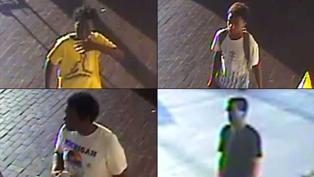 If these individuals resemble anyone you know please contact Crime Stoppers at 1-800-458-TIPS.