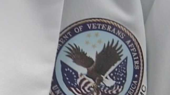 The latest test results confirm bacteria has not been cleaned from pipes at the VA Med Center. Sanika Dange reports.