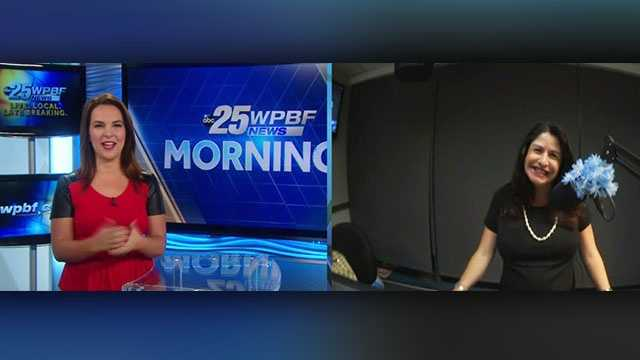 WPBF 25 News' Stephanie Berzinski and The KVJ Show's Virginia Sinicki talk about the latest in Hollywood headlines and pop news.