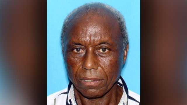 Merit Jordan, 79, has been missing since July 7.