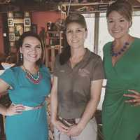 The Palm Beach Zoo hosted our second edition of What's Brewing with Stephanie! Click through some of the photos from the event!