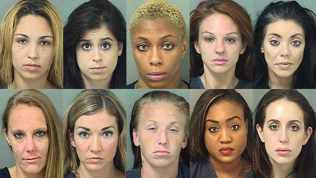 A two-night undercover prostitution operation led to the arrest of 11 women and two men, as well as the seizure of drugs and information about a shooting investigation. FULL STORY