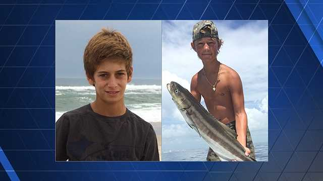 They were last seen around 1:30 p.m. buying fuel at the Jib Marina in Jupiter.