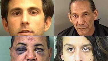 Here are some mug shots of people who have been arrested in or close to the WPBF 25 News viewing area in 2015. It's important to note that a record of an arrest is not an indication of guilt.
