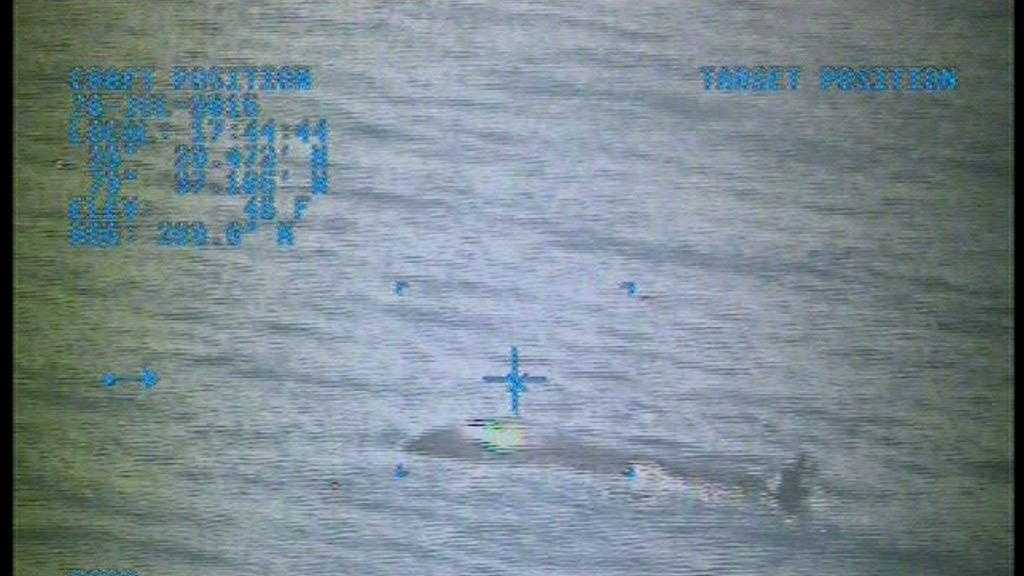 Also on Sunday, the boy's capsized boat is found off the coast of Daytona.