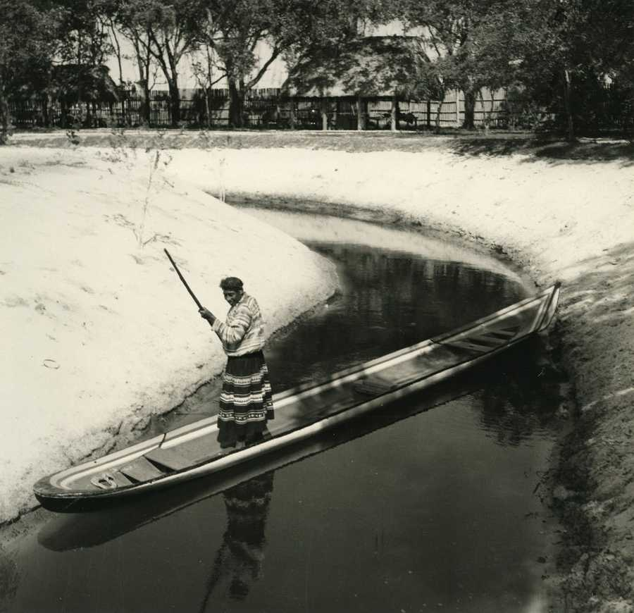 Seminole Boat