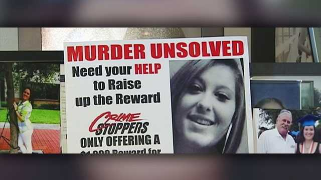 One year later there are still no arrests in a Mangonia Park triple murder case. The mother of 19-year-old Carley Chapman, one of the three teenagers who was killed, sat down with WPBF 25 News to plead for anyone with any information to come forward.