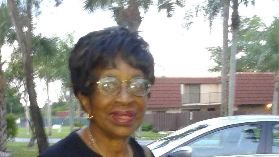 The Palm Beach Sheriff's Office is seeking the public's assistance with locating 76-year-old Myrtle Madge Reid.