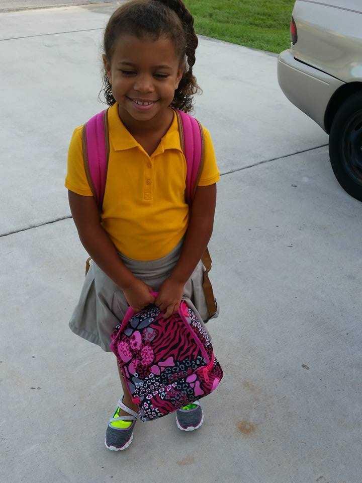 Kayleigh, 1st grade