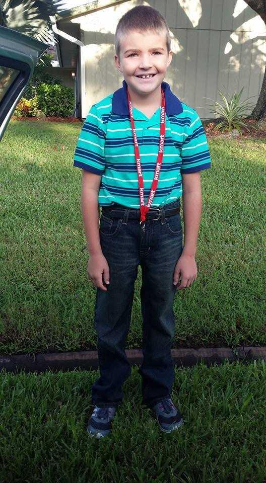 Jonathan 3rd grade