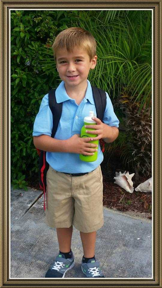First Day VPK- Lakewood Park Elementary.