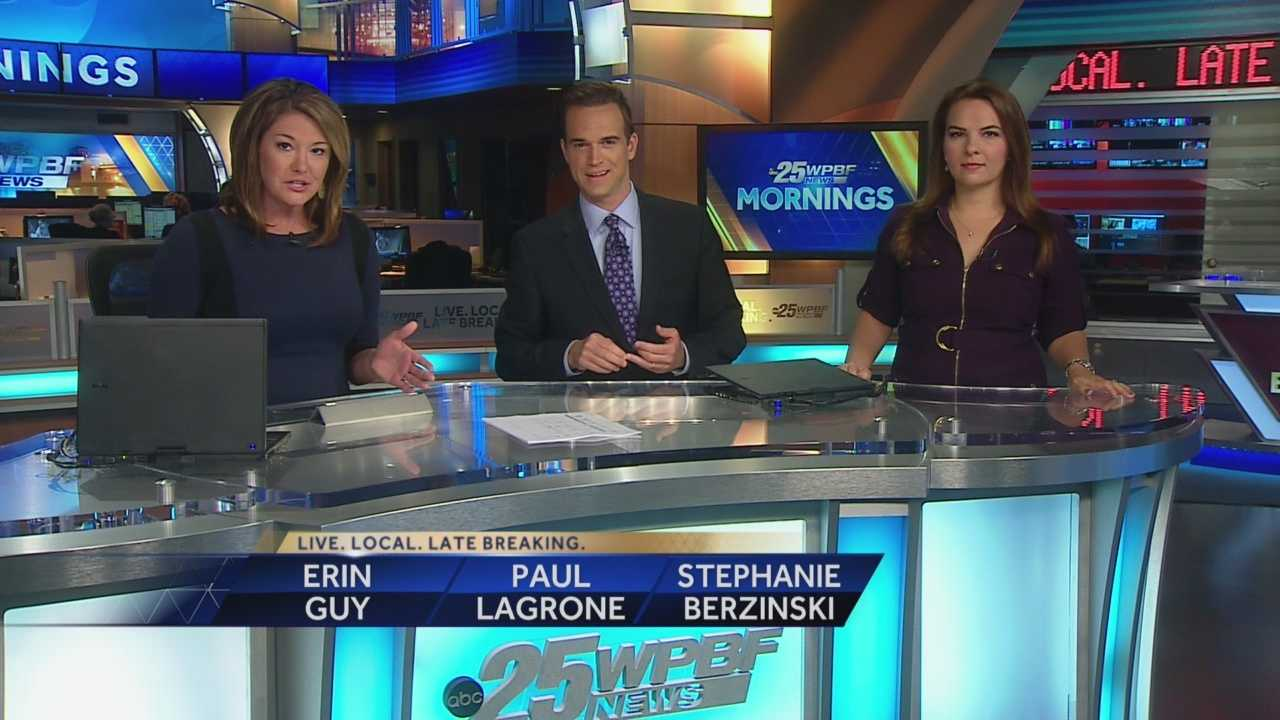 WPBF 25 News Mornings
