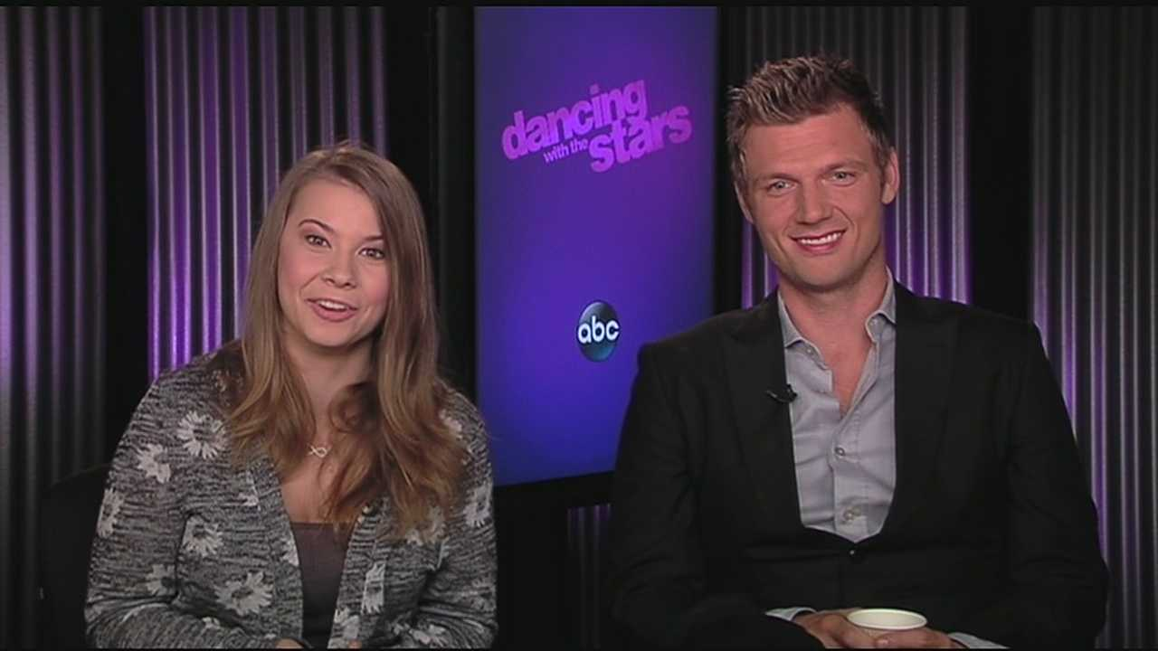 """Dancing With The Stars"" kicks off Season 21 on Monday! Among the stars taking to the dance floor, Bindi Irwin and Nick Carter. The two stars sat down to discuss their upcoming season with WPBF 25's Erin Guy!"