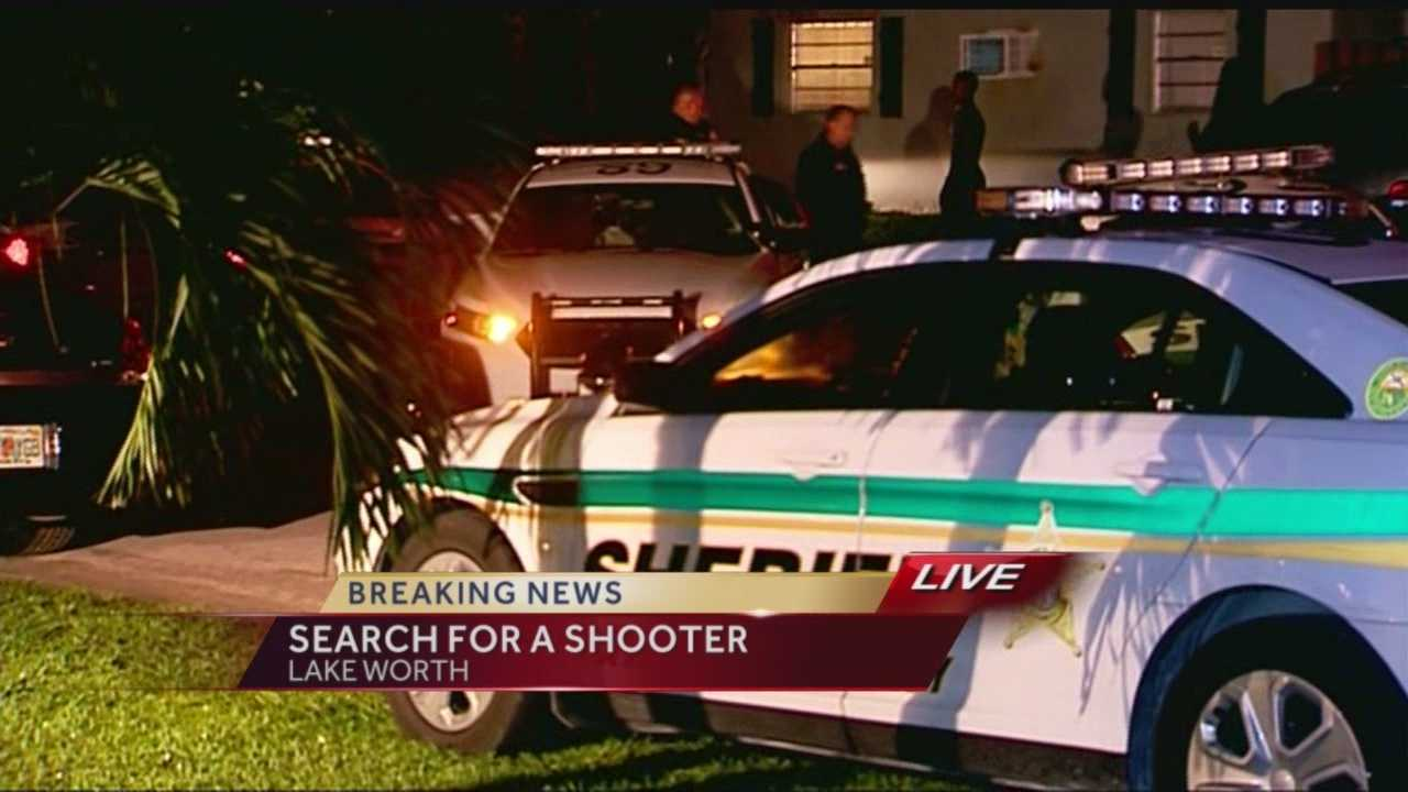 The Palm Beach County Sheriff's Office is investigating an overnight shooting. A man was found shot in the stomach along Hi Street near 10th and Congress in Lake Worth around 3 a.m. Friday.