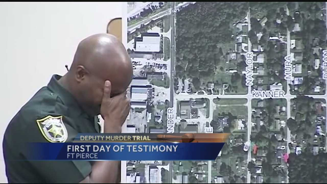 Jurors in the Eriese Tisdale death penalty murder trial heard emotional testimony inside a Fort Pierce courtroom Friday.