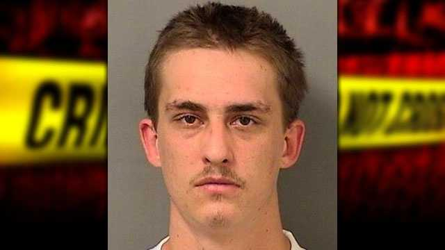 Kuper Lyman, 23, is charged with 2nd degree murder.