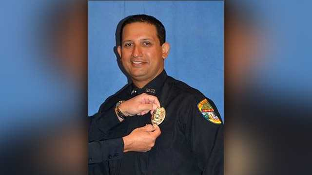 Palm Beach Gardens Officer Nouman Raja.