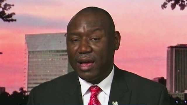 For the first time, we're hearing from civil rights attorney Benjamin Crump on the shooting death of Corey Jones. Crump was hired by the family of Corey Jones Tuesday.