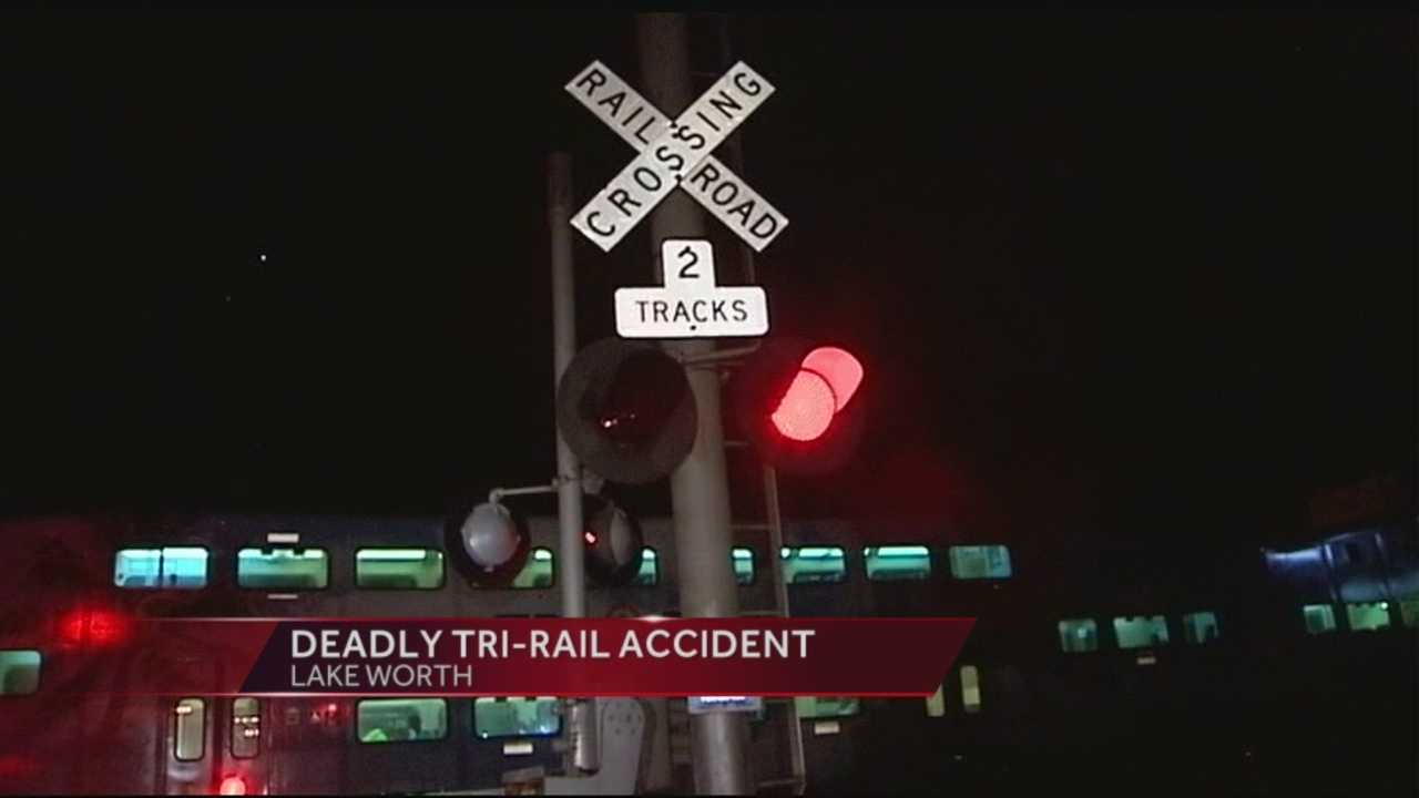 A pedestrian was struck and killed this morning by a Tri-Rail train in Lake Worth. It happened around 4:14 a.m. about a half-mile north of the Lake Worth train station.