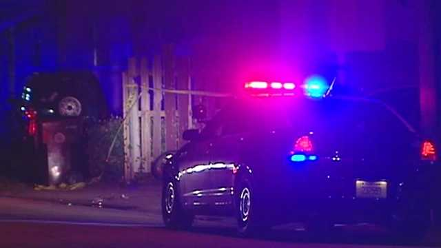 West Palm Beach police are investigating a double shooting. The shooting happened Monday night in the 4300 block of Pinewood Avenue.