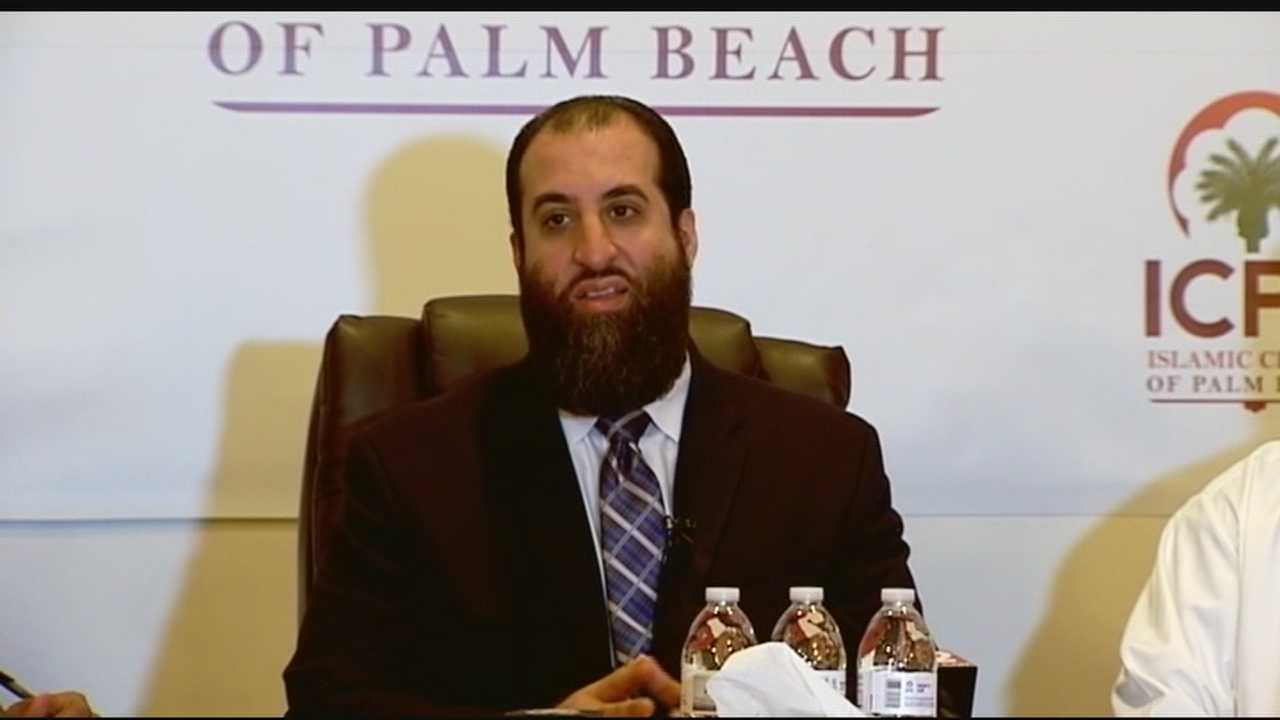 Less than weeks after the Islamic Center of Palm Beach was vandalized, leaders plan to reopen the Islamic center during a news conference Tuesday morning.