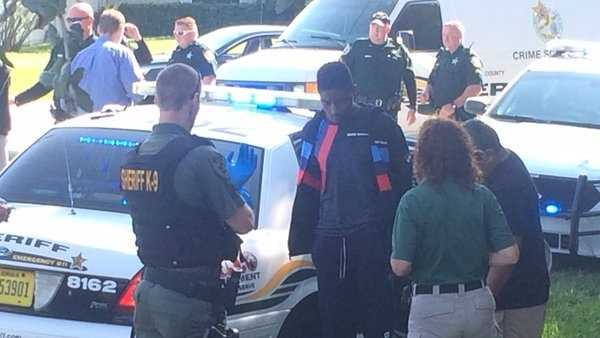 OnStar helped nab a crew of suspected burglars in a stolen car Monday.
