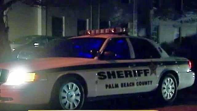 Friday Palm Beach County Sheriff's deputies responded to reports of an early morning home invasion in Lake Park.