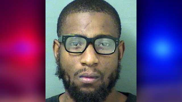 Travis D. Willis, 30, is facing a charge of indecent expose.