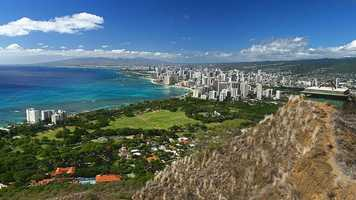 7. Honolulu -- This city has the longest life expectancy for women, as well as healthy eating habits.