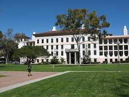 11. Santa Barbara-Santa Maria, Calif. -- This area has a long life expectancy and great sleep habits.