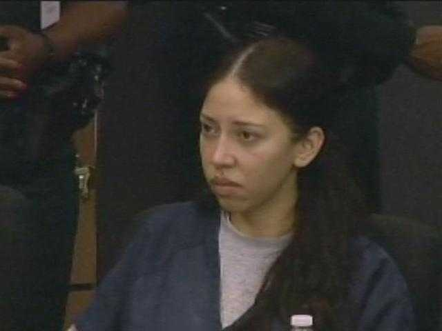 June 2011: Dalia Dippolito listens as a judge sentences her to 20 years in prison.