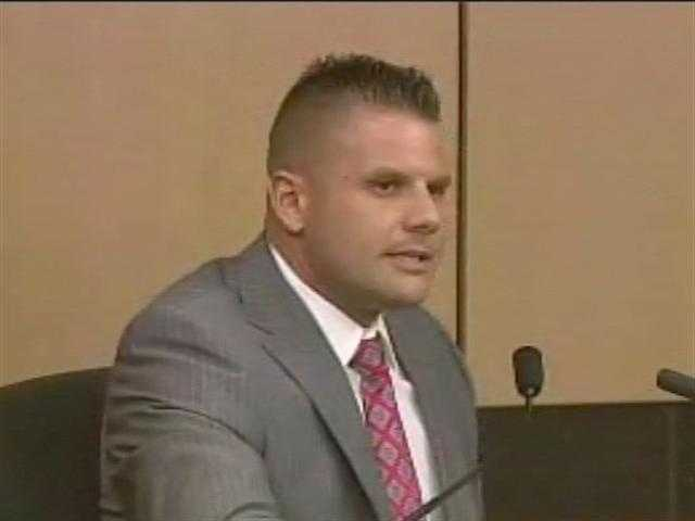 """June 2011: """"I don't know who these people are talking about, but it's not that girl,"""" Mike Dippolito says of testimony from his wife's family during Dalia Dippolito's sentencing hearing."""
