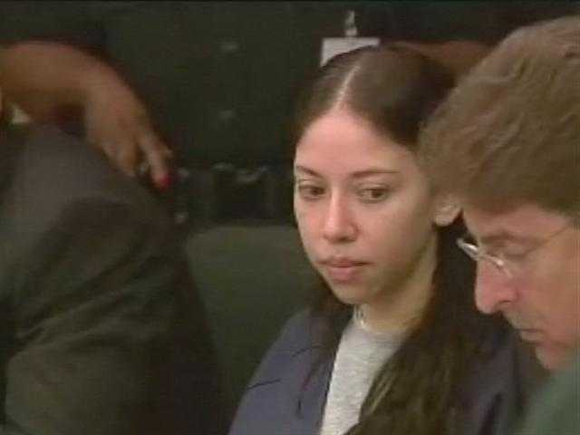 June 2011: Dalia Dippolito sits in court with her attorney as she awaits sentencing.