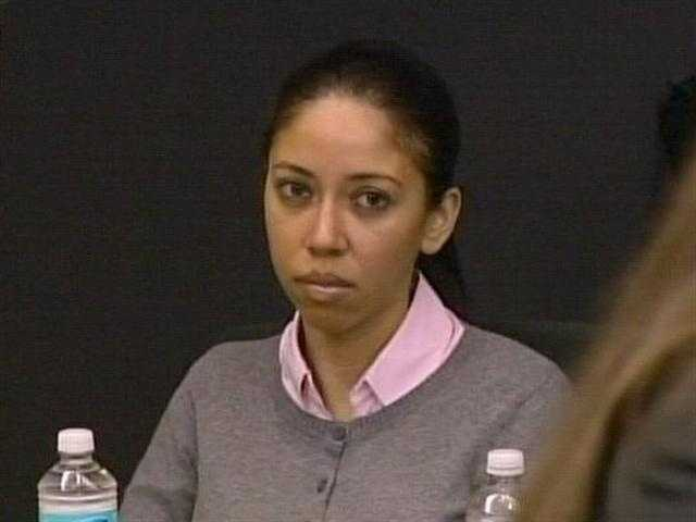 May 2011: Dalia Dippolito listens as attorneys make their closing arguments in her trial.