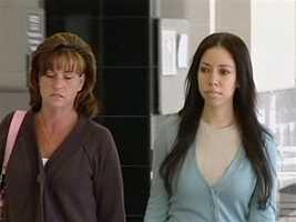 April 2011: Dalia Dippolito walks into court as her trial continues.