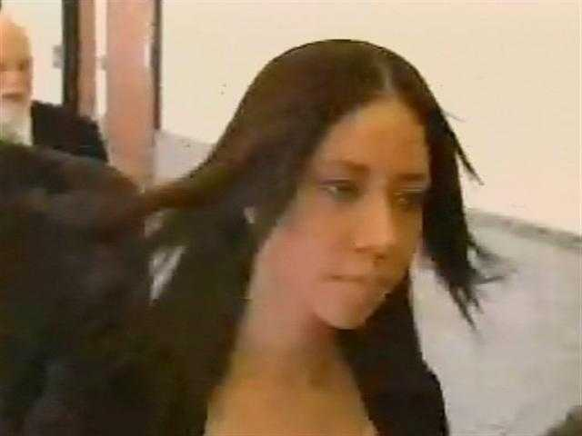 April 2011: Dalia Dippolito leaves the courtroom without answering any questions and surrounded by her attorneys.