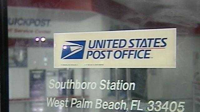 United States Post Office Southboro Station door - 21973337