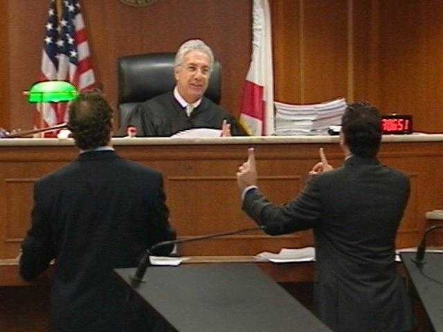October 2009: Dalia Dippolito's attorney wants divorce proceedings to be postponed until after her criminal trial is resolved, but Mike Dippolito's attorney, Jason Brodie, said his client should not have to wait several years to divorce a woman accused of trying to kill him.