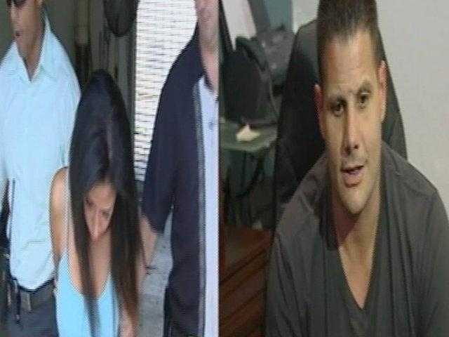 Dalia and Michael Dippolito had only been married six months when she allegedly plotted to have him killed.