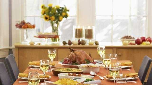 Thanksgiving Dinner Generic - 10405405