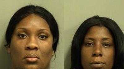 Tysheka Pink and Katina Summerset were arrested on Feb. 29 on grand theft charges. They were taken into custody at the Town Center at Boca Raton, accused of stealing $4,500 worth of bras. Read more here