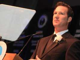 Former Florida State quarterback Danny Kanell was the keynote speaker at the 2011 Lou Groza Collegiate Place-Kicking Award banquet.