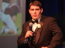 Texas A&M kicker Randy Bullock is the school's all-time leading scorer with 337 points.