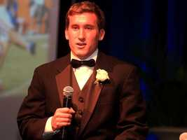 Florida Gators kicker Caleb Sturgis has connected on 21-of-25 field goal attempts.