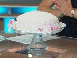 MORNING TEAM BAKE OFF SANDRA