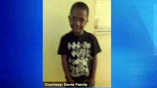 Five-year-old Ahmad Burris was struck by an SUV on Wednesday and was left fighting for his life.