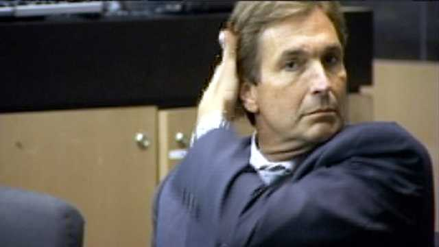 Prosecutors referenced John Goodman's good looks during the jury-selection phase of the trial.