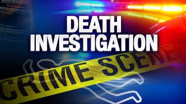 Crime Scene - death investigation