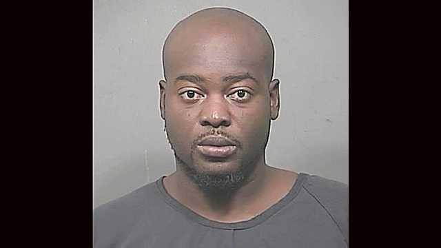 Police in Sebastian said Kelvin James nearly beat his former neighbor to death.